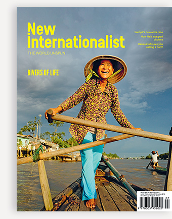Subscribe to New Internationalist Magazine